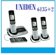 Uniden XDECT 6135BTU+2 XDECT Cordless Phone with Bluetooth