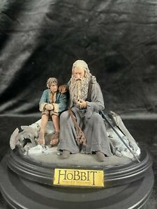 WETA LORD OF THE RING THE HOBBIT THE DESOLATION OF SMAUG BARREL RIDERS FIGURE