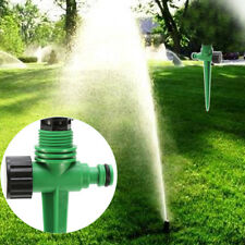 Automatic Garden Sprinkler Watering Rotating System Water Grass Lawn Yard Spray
