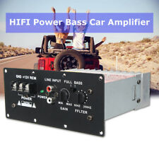 100W 12V Car Hi-Fi Bass Power Amplifier Board Powerful Subwoofers Digital AMP