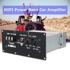 100W 12V Car Hi-Fi Bass Power Amplifier Board Powerful Subwoofers Digital AMP