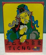 Tichu - Card Game - Rare OOP - New in Shrink