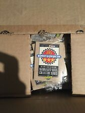 770 Packs (Whole Case) of 1992 McDonalds Maxx All-Star Race Team Cards Nascar