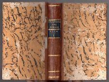 BIBLIOTHEQUE UNIVERSELLE DES ROMANS JANVIER 1778 LITTERATURE ORIENTALE MEDIEVALE