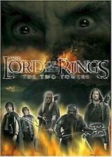 Lord Of Rings ~ Two Towers Saruman Eyes Movie Poster