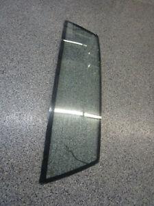 1981-1988 CUTLASS SUPREME 2 DOOR BACK GLASS REAR WINDOW NICE WITH DEFROSTER