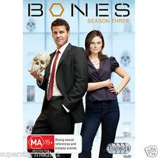 Bones : Season 3 = NEW DVD