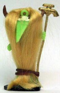 Les Shadoks - Figurine Jim - Shadok plombier vert