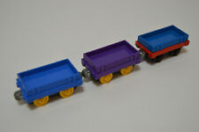 2012 Gullane Mattel Thomas the Train Low Cargo Trucks Lot of 3