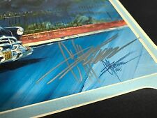 Chip Foose Signed Autograph Docs House Call Disneyland Haunted Mansion Hot Rod
