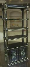 Dolls House Furniture   Room Divider Display Cabinet  RO454