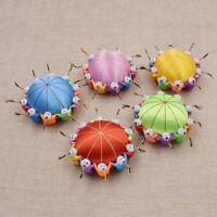 DIY Fabric Sewing Needle Pin Holder Cut Doll Cushion China Handmade Craft Random