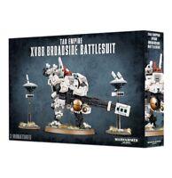 XV88 Broadside Battlesuit Tau Empire Warhammer 40K NIB Flipside