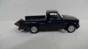 Johnny Lightning LOOSE 1993 FORD SVT LIGHTNING Dark Blue '93 Pickup w/RR