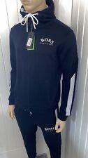Hugo Boss Mens Tracksuit Hooded Jacket & Pants  Navy Size XLarge New Season £115