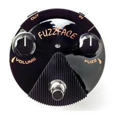 Jim Dunlop Joe Bonamassa Fuzz Face Mini Distortion Guitar Effects Pedal FFM4