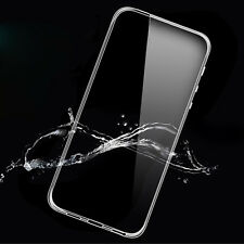 Clear Shockproof Transparent Soft TPU Silicone Case Cover Skin For HTC U11 UK