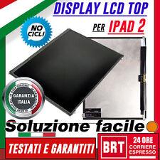 DISPLAY LCD RETINA PER APPLE IPAD 2 A1395 A1396 A1397 WIFI E 3G SCHERMO VETRO