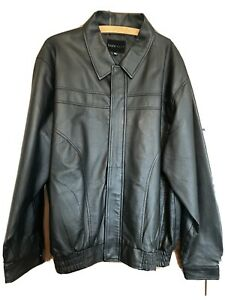Leather Coat XXL
