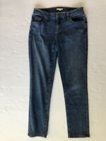Eileen Fisher Size 2 Skinny Straight Jeans Organic Cotton #O5