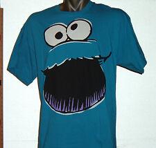 Sesame Street's COOKIE MONSTER  - XL T-shirt