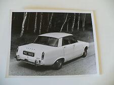 FOTOGRAFIA ORIGINALE AUTOVETTURA ROVER 2000 AUTOMATIC DESCRIZIONI INGLESE