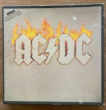 "AC/DC Vol 1 Box Set (Unplayed) 6 Albums + Bonus 12"" Single. Highly Collectable!"