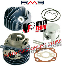 KIT CILINDRO GRUPPO TERMICO RMS DM 55 102 CC VESPA 50 SPECIAL R L N PK S XL APE