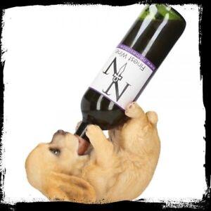 Cocker Spaniel Guzzler  (Wine bottle holder)