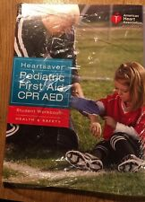 AHA Heartsaver Pediatric First Aid CPR AED (2010 Guidelines)