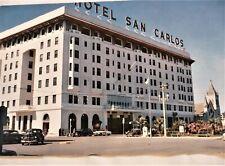 1960s Unused Postcard Fine Hotel San Carlos Pensacola Florida Ektachrome