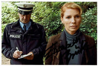 Elisabeth Brück * original signiertes Foto * Tatort * hand signed