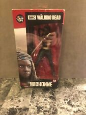 "AMC The Walking Dead MICHONNE McFarlane #2 Color Tops 6"" Figure NEW"