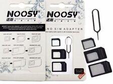 NOOSY - UNIVERSAL SIM KARTENADAPTER HANDY TABLET PAD NANO MICRO KARTENLESER Z7