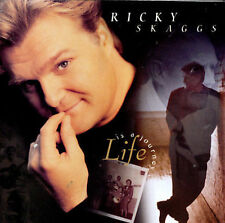 Life Is a Journey by Ricky Skaggs CD 1997 Atlantic SEALED NEW country cut out