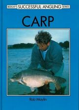 MAYLIN ROB BEEKAY FISHING BOOK SUCCESSFUL ANGLING SERIES CARP hardback NEW