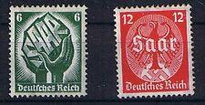 Deutsches Reich MiNr 544 + 545 postfrisch **