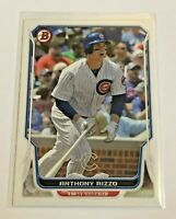 2014 Bowman Baseball Base Card #72 - Anthony Rizzo - Chicago Cubs