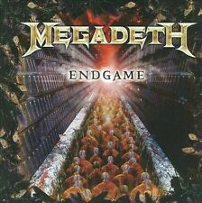 Megadeth - Endgame  (CD, Sep-2009, Roadrunner Records)