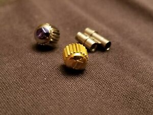 Tag Heuer generic 5126 screw down crown with tube