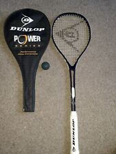 Squash Racket Dunlop Power Series Enhanced performance Alloy Composite vgc