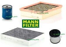 Service Kit Filter Oil Air Fuel Pollen Ford Mondeo Mk5 V Galaxy S-Max 2.0TDCi