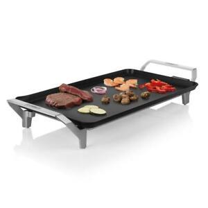 Princess 103110 Table Chef Premium XL Tischgrill Teppanyaki Grill 2500 Watt