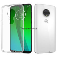 For Motorola Moto G7 / G7 Plus / T-Mobile Revvlry Plus Case Slim TPU Phone Cover