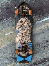 Zero Skateboards John Rattray Knight Deck Old School Compete Skateboard