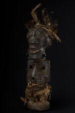 Statuette fétiche  SONGYE Nkisi power figure fetish CONGO (DRC/RDC)