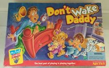 Don't Wake Daddy Board Game 1999 - Milton Bradley