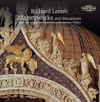 Masterworks & Miniatures: Organ & Harpsichord, New Music