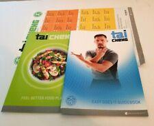 BeachBody Tai Cheng Easy Does It Guidebook Feel Better Food Plan 90-Day Progress