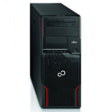 Fujitsu Celsius W510 Power PC Xeon E3-1230 Quad Core 4x 3,2GHz 8GB RAM 1TB HDD